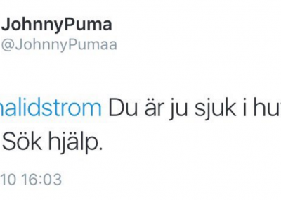 johnny puma höglin