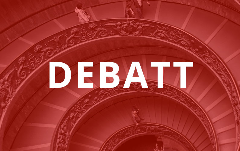 Debatt med Riksförbundet Narkotikafritt Samhälle om drogtester i skolan