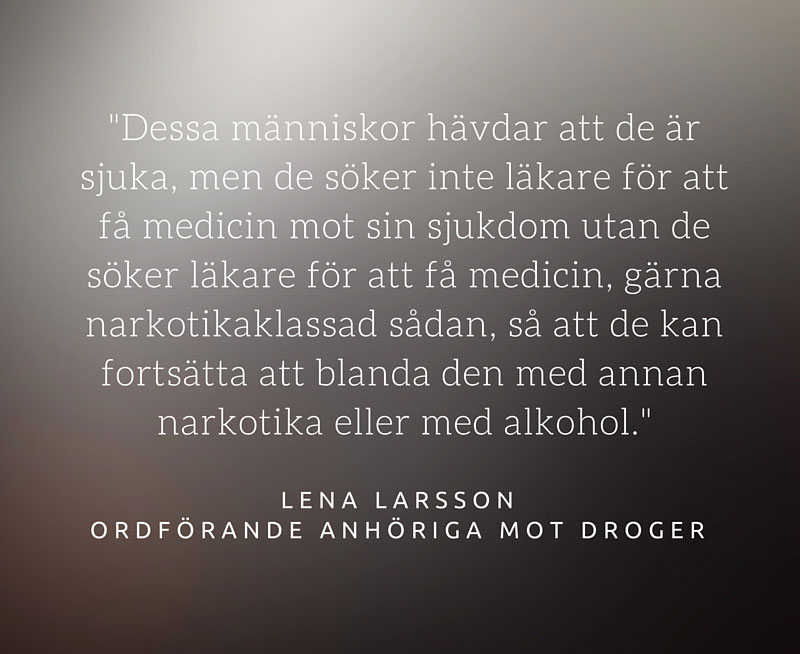 Gabriel Wikström om sprututbytet i P1 Morgon