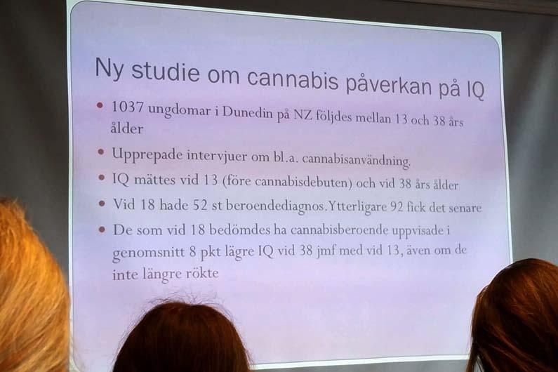 Myten att cannabis sänker IQ fortsätter spridas