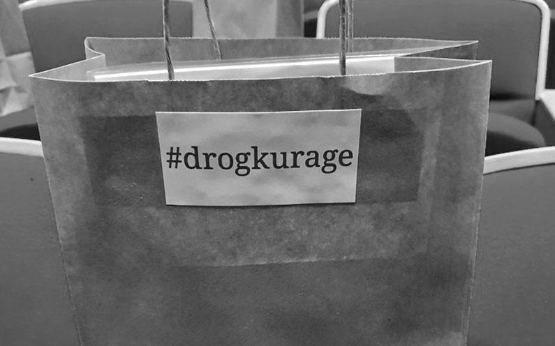 #drogkurage – helgkonferens